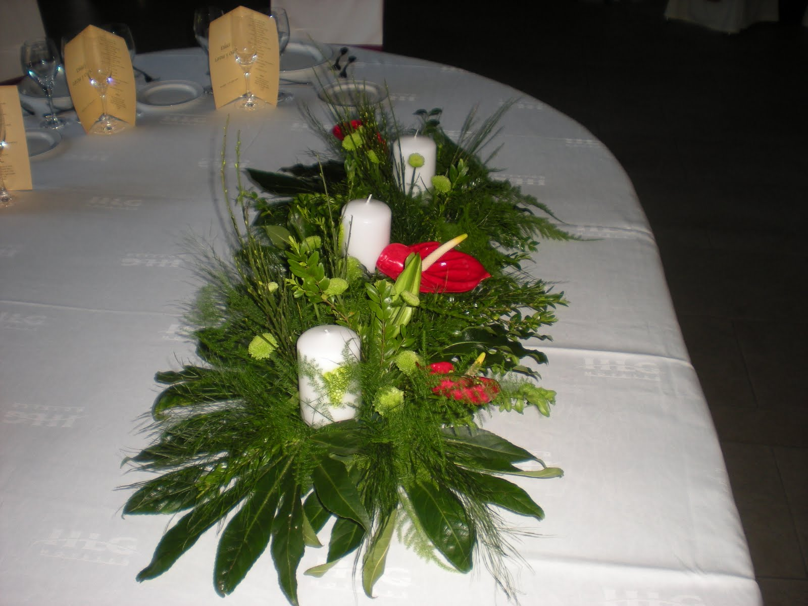 Pin centros mesa boda con vela and post kamistad celebrity - Centros de mesa con velas ...